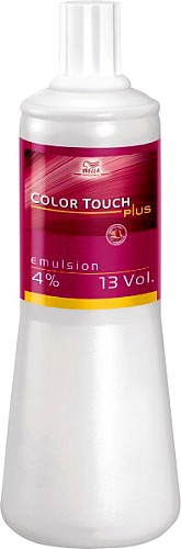 Wella Color Touch Plus Emulsion 4% 1000 мл. 2350718