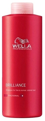Wella Brilliance Conditioner Балсам 200мл., 1л.
