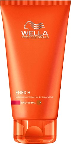 Wella Enrich Conditioner Балсам финна суха коса 200мл., 1л.